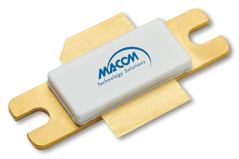 GaN-on-SiC HEMT pulsed power transistor delivers high gain, efficiency and ruggedness