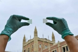 UCLA researchers double efficiency of novel solar cell