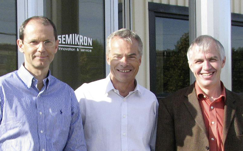 Semikron Geared For Further Growth