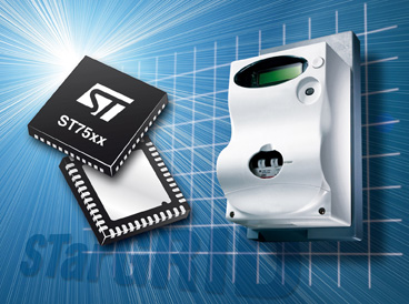 STMicroelectronics' STarGRIDT - Power-Line Communication Chip Used in Smart-Metering 'STAR Project' in Spain
