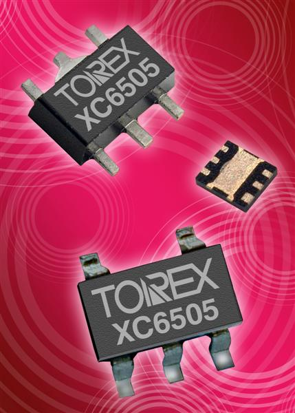 Torex 10.5V High Speed Low Iq 200mA LDO with Extended Temperature Range