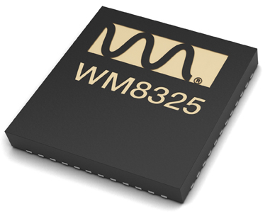 Wolfson Announces Highest Current Monolithic Power Management IC