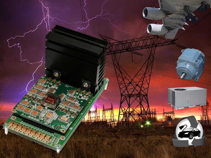 CISSOID Releases HADES: a High Temperature and High Reliability Isolated Gate Driver