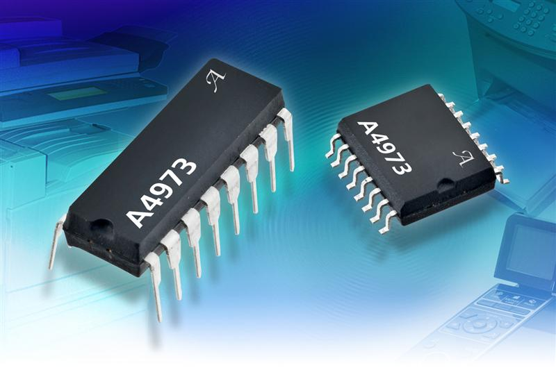 Full-bridge PWM motor driver IC