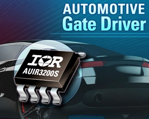 MOSFET driver IC offers comprehensive protection and diagnostic features