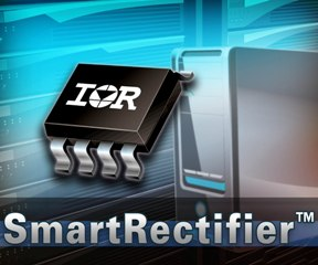 Synchronous rectifier controller for flyback, forward and half-bridge converters simplifies design and reduces costs