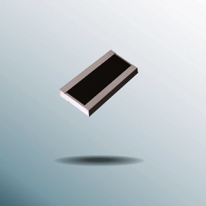 Low-ohmic chip resistors designed for current detection