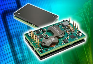 Converter suits micro-cell transmitter and power amplifier apps