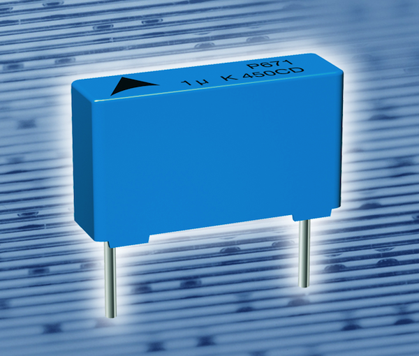 EPCOS MKP film capacitors boast smaller case sizes