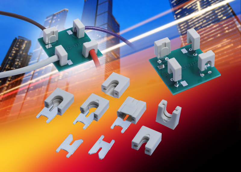 AVX IDC connectors suit harsh commercial & industrial apps