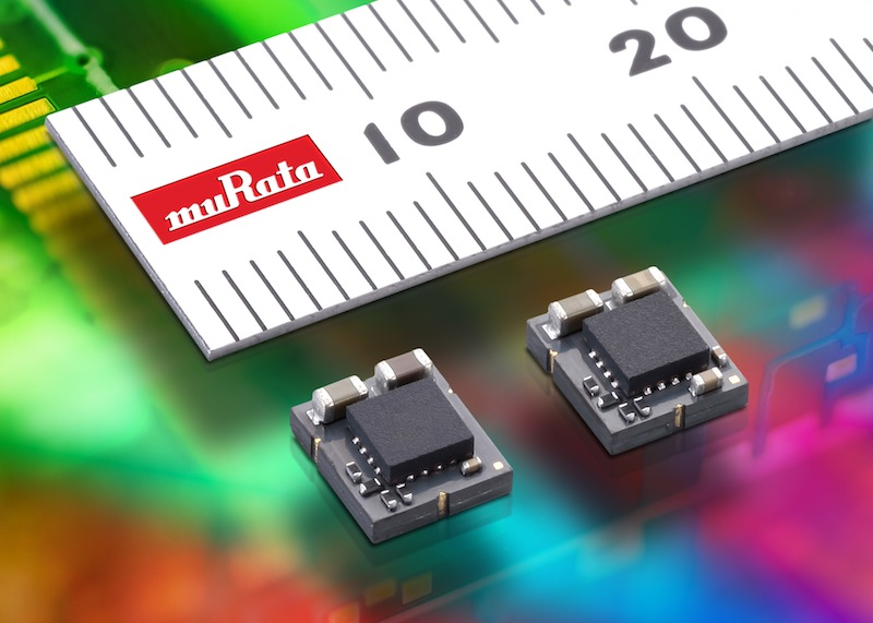 Murata extends lineup of ultra-compact DC/DC converters