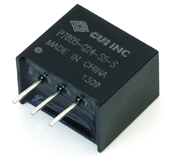 CUI introduces next-generation 500 mA DC switching regulator series