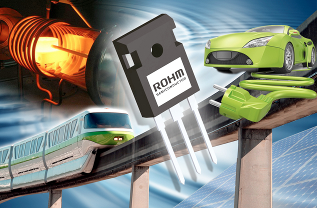 ROHM demonstrates second-generation SiC MOSFETs at PCIM 2013