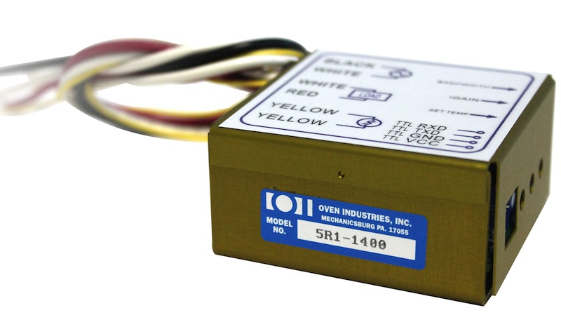 Temperature Controller offers data retrieval capabilities