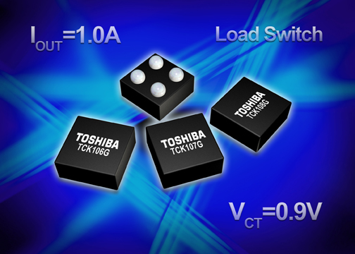 Toshiba expands family of ultra-mini load switches