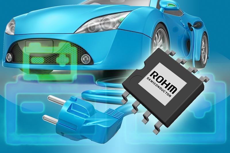 Leakage-detection IC for automotive apps leads industry