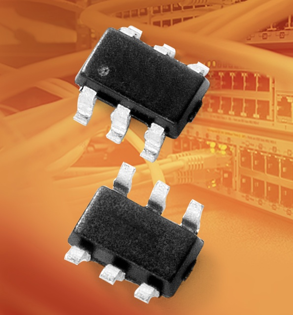 TVS diode array from Littelfuse reduces clamping voltage up to 35%