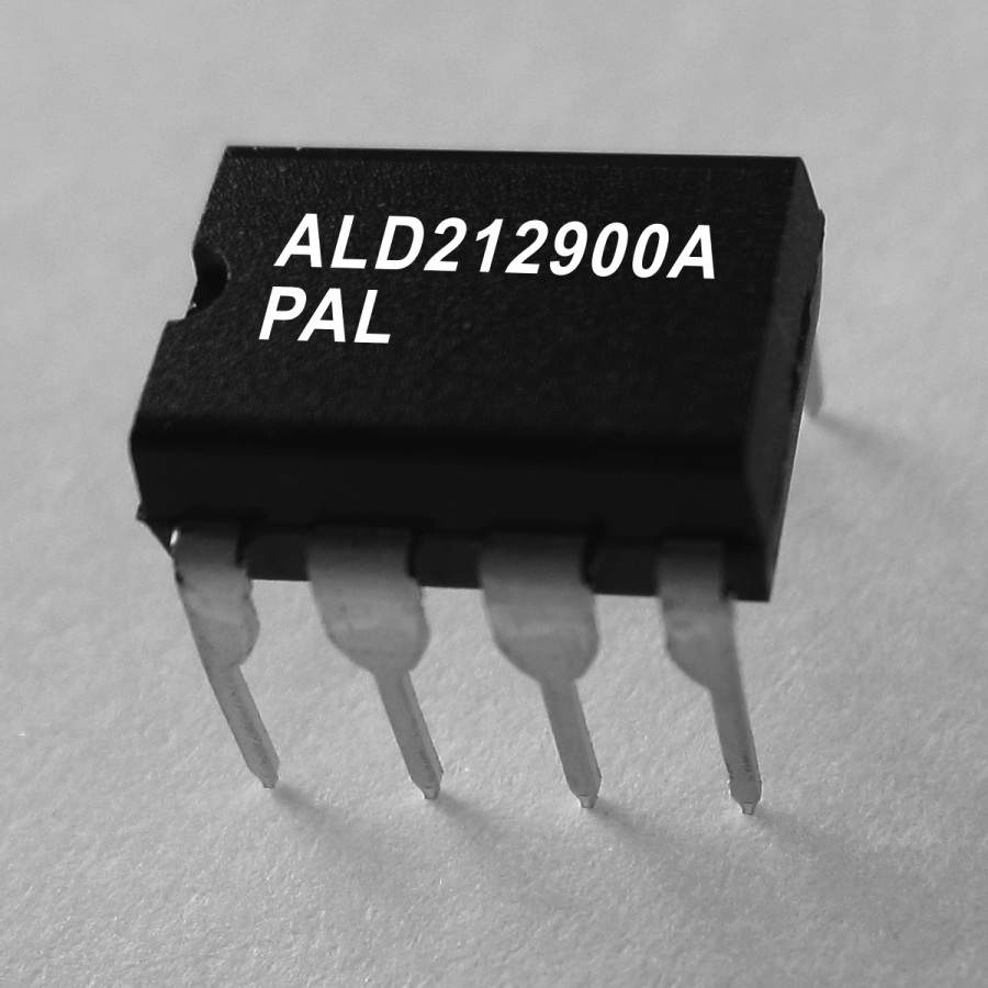 ALD dual EPAD MOSFET arrays expand dynamic current range to eight orders of magnitude