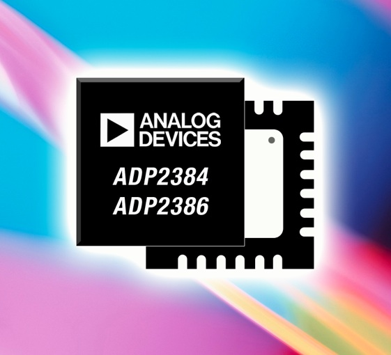 RS Components adds high-efficiency switching regulators from Analog Devices