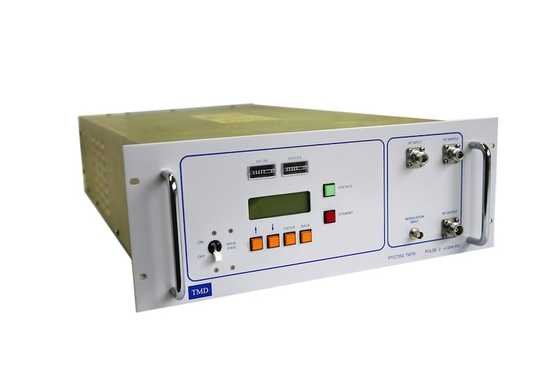TMD Technologies to exhibit ultra high power amplifiers for HIRF testing at IEEE EMC Symposium