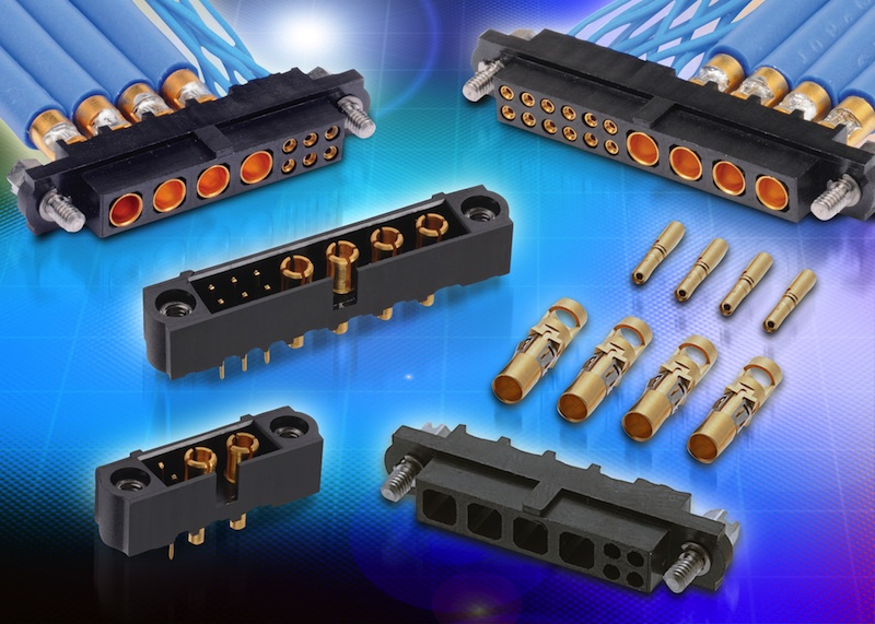 Harwin expands range of mixed technology hi-rel connectors