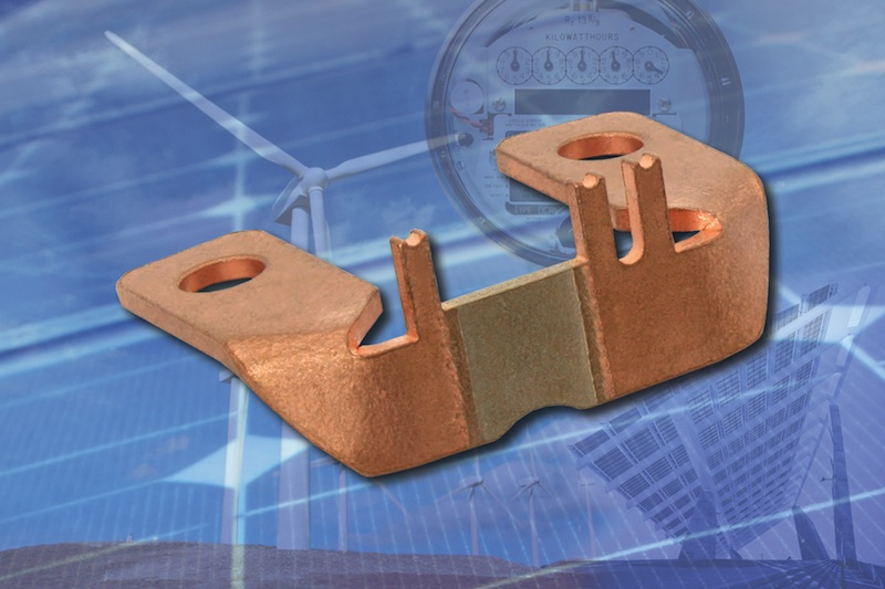 Vishays Power Metal Strip meter shunt resistors now available from TTI