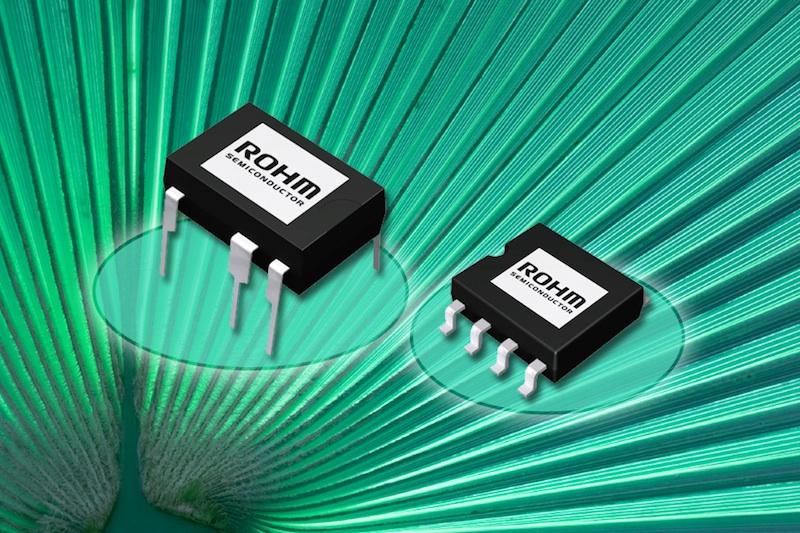 ROHM's latest power supply ICs claim industrys highest efficiency and smallest form factor