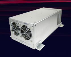 Rugged 3kW AC/DC power supply accepts 480Vac 3-phase Input