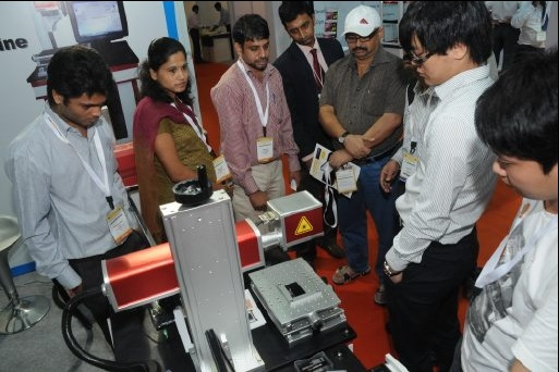 NSIC cheers participation of small and medium sized companies at LASER World of PHOTONICS INDIA