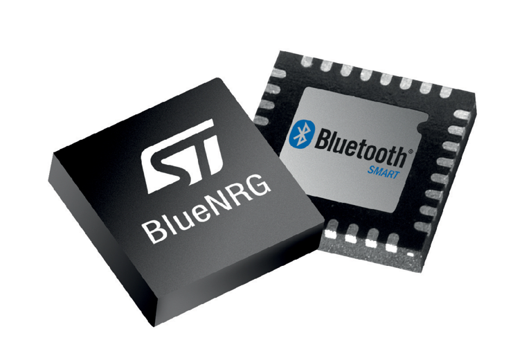 STMicroelectronics claims industry's most energy-efficient single-chip bluetooth 4.0 network processor