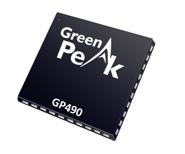 GreenPeak releases low cost, low power ZigBee PRO radio chip for Smart Home