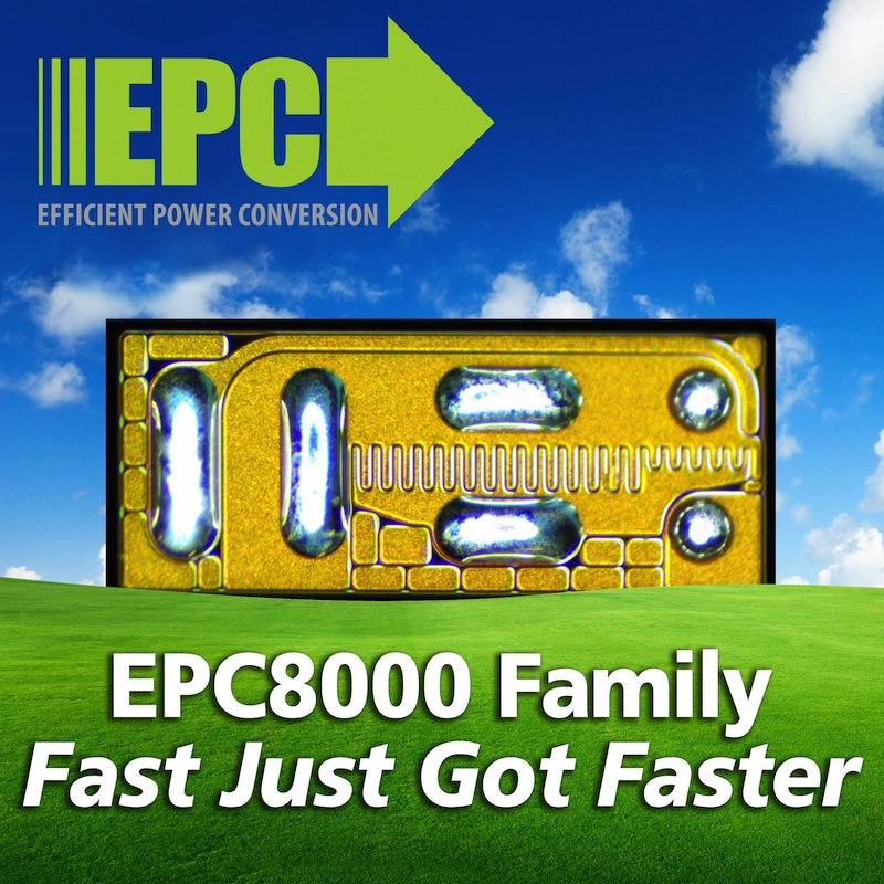 EPC releases GaN transistors capable of amplification to multiple GHz range