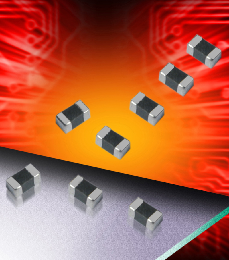 AVX releases TransGuard and StaticGuard multilayer varistors with tin/lead terminations