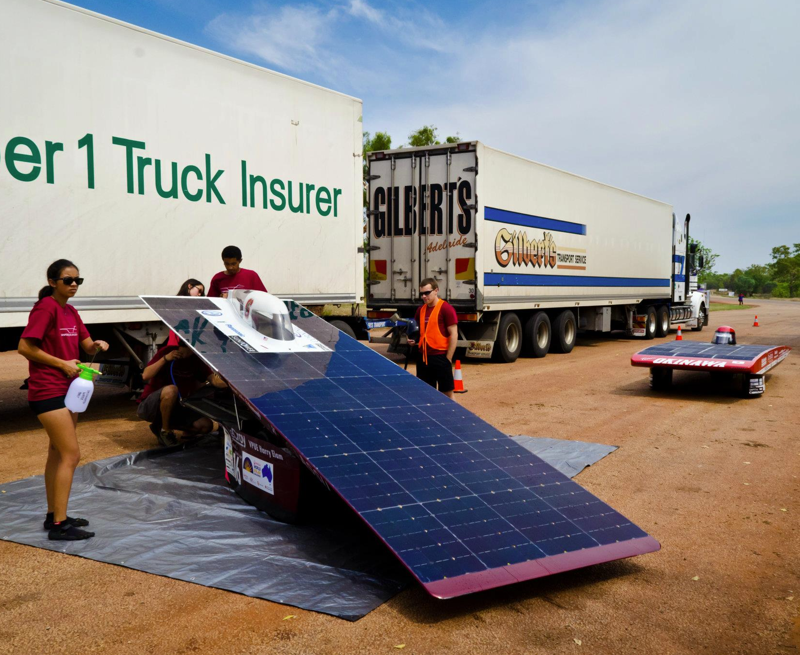 Two cars carrying STMicro's tech set to race in World Solar Challenge in Australia
