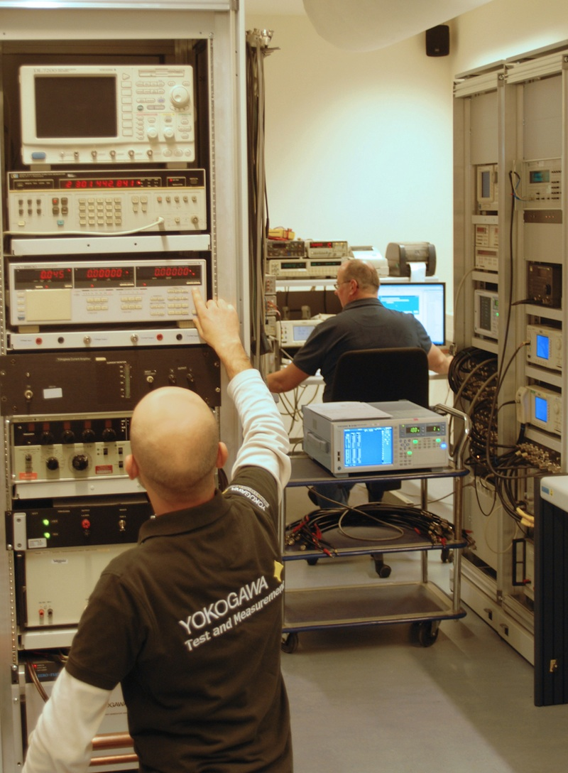 Yokogawa upgrades its state-of-the-art calibration laboratory