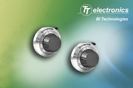 BI Technologies Develops Analog Turns Counting Dial with Enhanced Accuracy, Improved Locking Mechanism