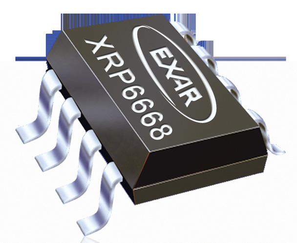 Exar Announces Single and Dual Channel 1 Amp Step-Down Converters Achieving Over 90% Efficiency Across the Load Range
