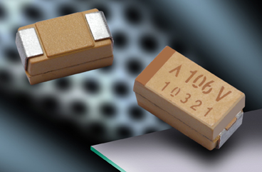 AVX Develops Industry's First 50V Tantalum Polymer Capacitor