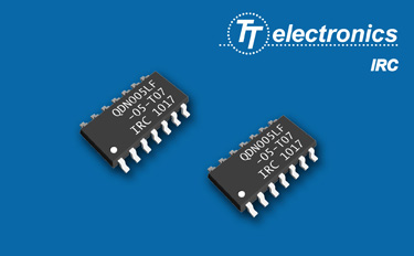 IRC Develops SOIC & SOT-23 Packaged Diode Arrays to Deliver IEC-compatible Transient Voltage Suppression