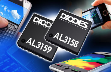 Diodes' Versatile 9-Channel LED Drivers Improve LCD Backlighting Performance with 93% Efficiency and 1% Channel Matching