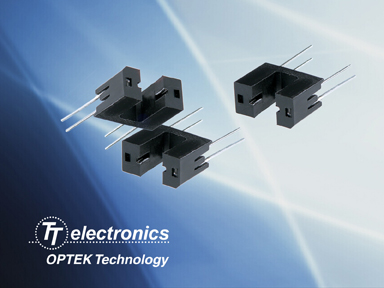 OPTEK Develops Low-Profile Slotted Optical Switch for Non-Contact Interruptive Sensing Applications