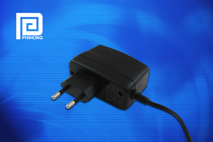 Phihong Develops 24W Energy-Efficient European Wall Adapter