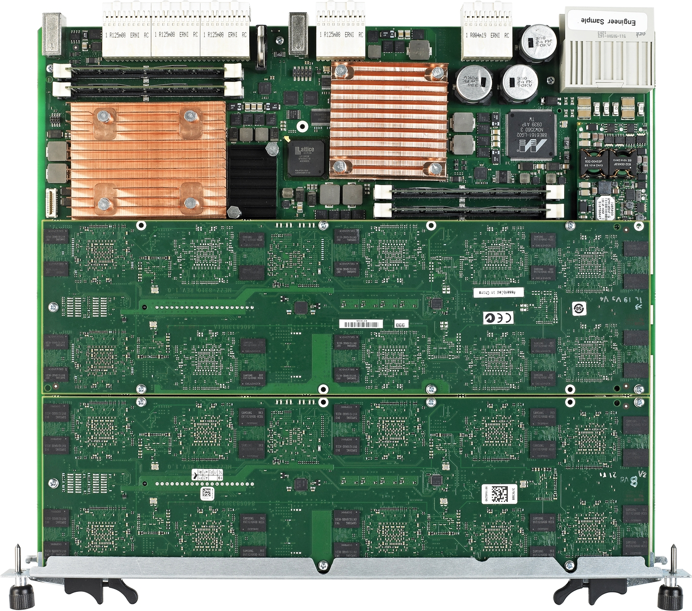 Emerson Network Power's ATCA Blade for Media Gateways Sets New Standards for Density, Performance and Flexibility