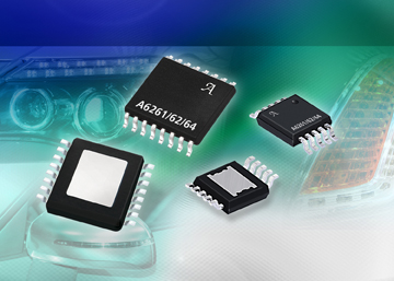 Allegro's Four-Channel Constant-Current LED Driver ICs