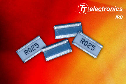 TT electronics IRC Develops High Power Current Sense Resistor Qualified for Military, Aerospace Electronics