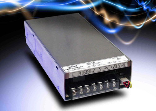 TDK-Lambda LS Series Single-Output, Power Supplies Increase to 200W