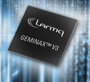 Lantiq Announces New ADSL Chipset Offering Industry's Highest Density and Lowest Power Consumption for Linecard Applications