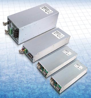 XP Power Launches Compact High Efficiency Fully Featured AC-DC Supplies