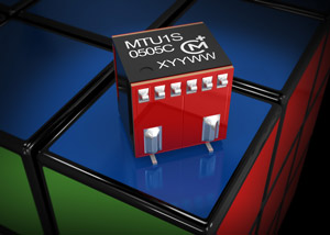 Murata Power Solutions Sets New Standard for 1 Watt Isolated DC-DC Converters