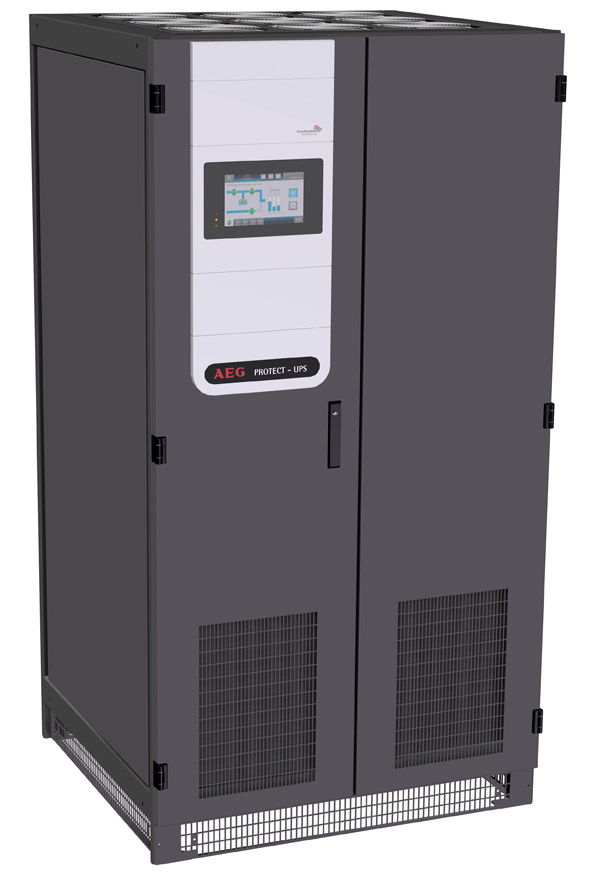 AEG Power Solutions Announces High Efficiency UPS Solution